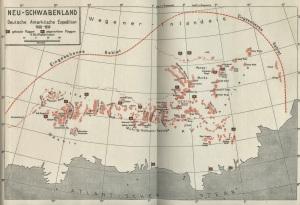 Expediția germană în Antarctica