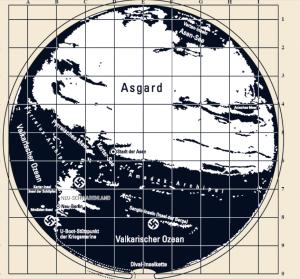 Asgard (Agartha) - Pământul interior