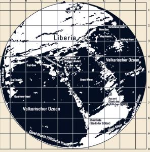 Liberia - Pământul interior