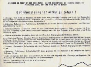 Instrucțiuni în germană - Agartha